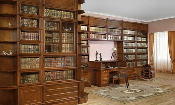 Модульная библиотека Кёниксберг