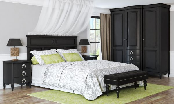 Спальня Elite Black