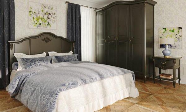 Спальня Black (N)