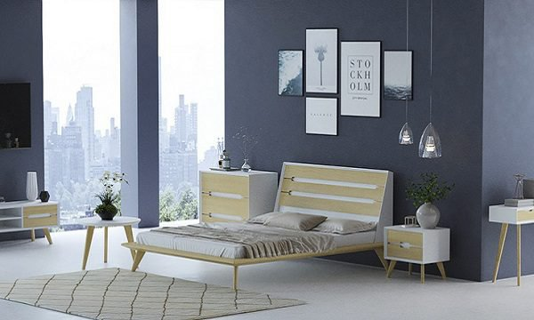 Спальня Сесиль